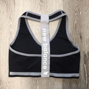 NWOT New Balance T-Back Sports Bra